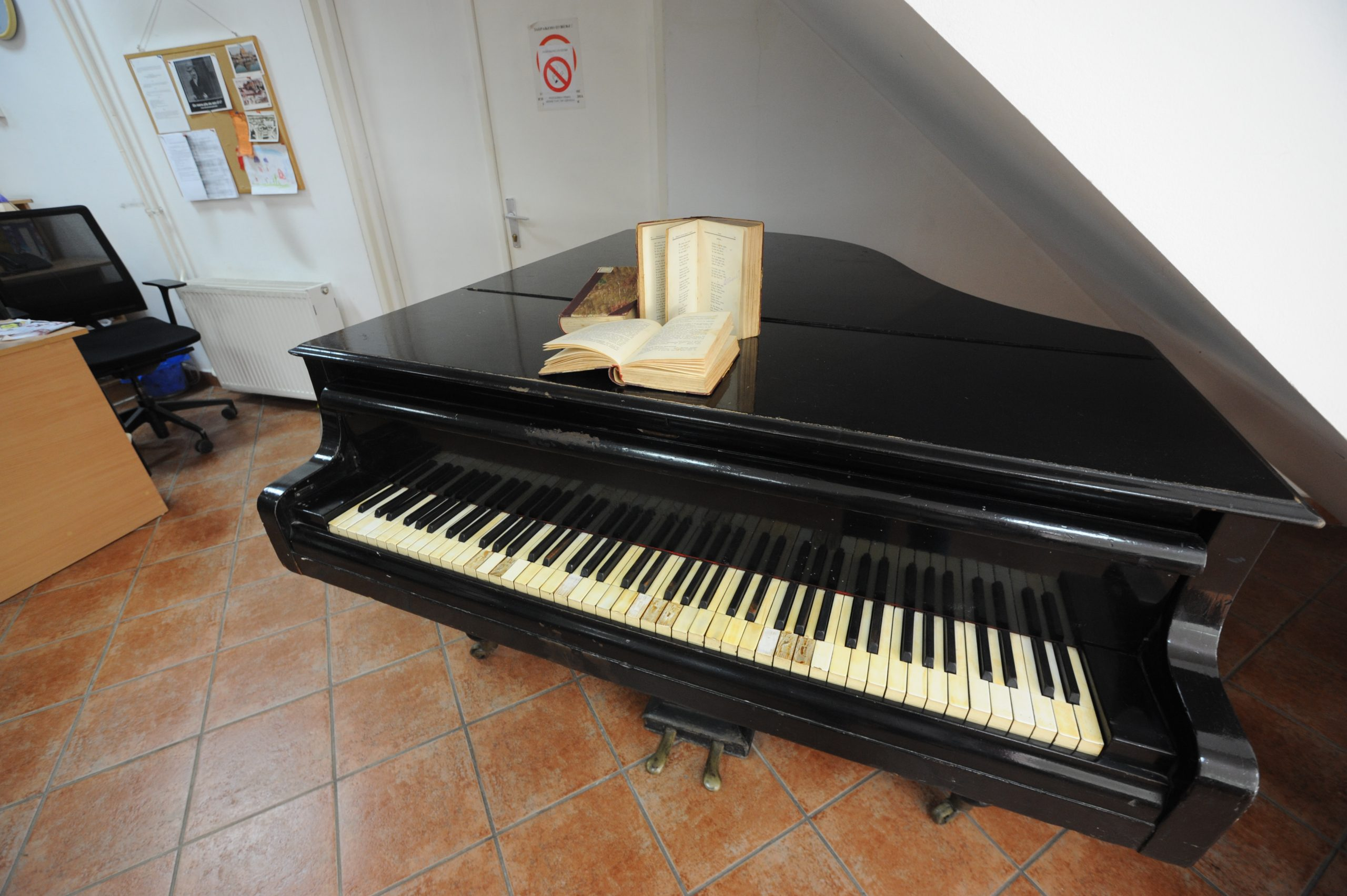 Bösendorfer клавир